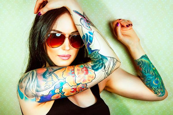 Tatuaje Estrías