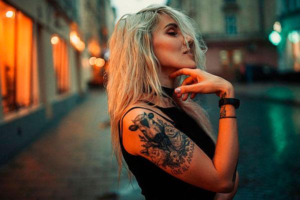 cuidados después de tatuarse