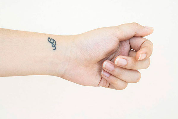 Tatuajes minimalistas y su significado