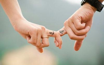 Tatuajes para parejas: Todo lo que necesitas saber