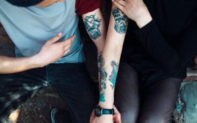 Tatuajes para hermanos